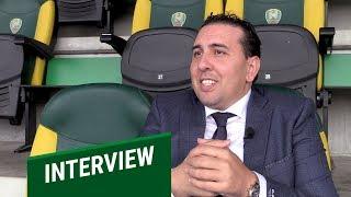 """Mohammed Hamdi: """"De start is goed bevallen"""""""