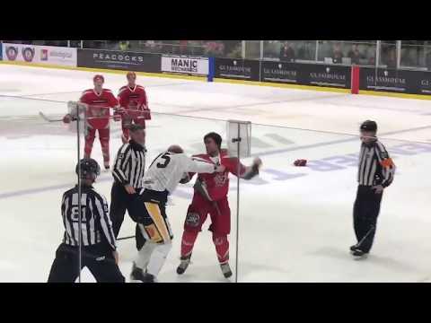 Justin Faryna vs. Mathieu Gagnon