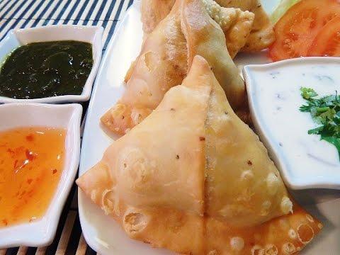 Punjabi Samosa/ Ramadan Iftar recipe