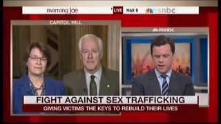 Sen. Cornyn Discusses JVTA With Morning Joe