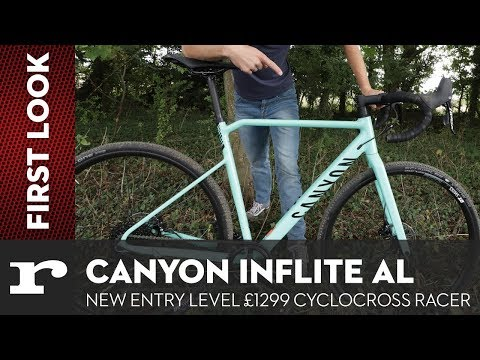 First Look at Canyon's new entry level cyclocross racer