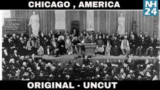 Original Speech - Swami Vivekananda Chicago Speech In Hindi Original | Full Lenght | Uncut Speech - ORIGINAL