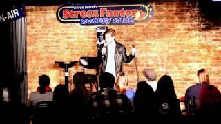 Jon Asher @ The Stress Factory 3.22.13