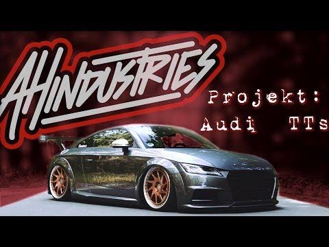 ★AHIndustries★ [ Dalli´s Audi TTs 8s Projekt ] [ BJ-Wheels F92 ] [ CSR Automotive ] [ Audi TT ]