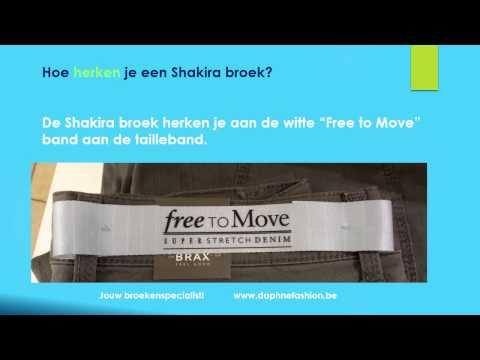 De Shakira broek van Brax - perfecte jeans - vrouwen broeken - Ilse Van der Schraelen