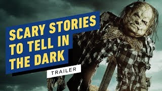 Scary Stories to Tell in the Dark - Official Teaser Trailer (2019) Guillermo del Toro