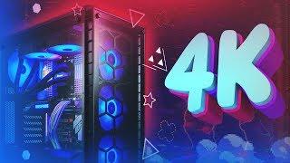 СБОРКА ПК ДЛЯ 4K 60 FPS ГЕЙМИНГА | Computer Universe | 2018 ГОД | Gamover