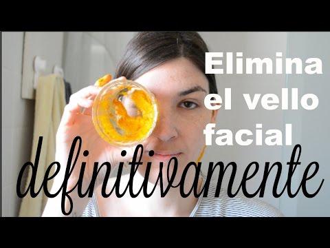 remedios caseros para quitar los vellos de la cara
