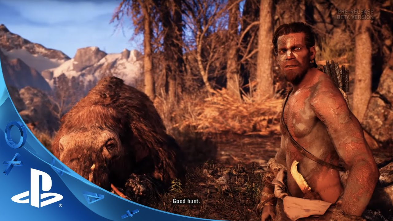 Hands-on with Far Cry Primal on PS4