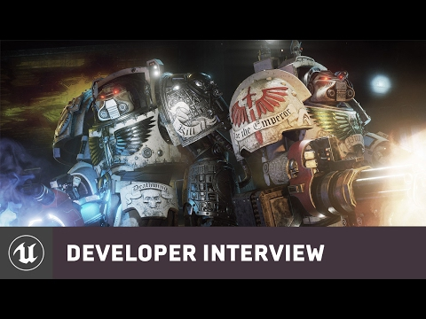 E3 2016 - Space Hulk: Deathwing Interview