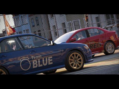 Dream Drive: Mitsubishi Lancer Evolution X vs. Subaru Impreza WRX STi