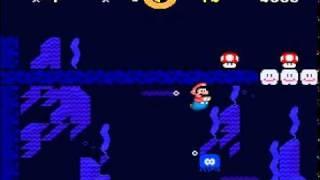 Mario's Epic Adventure - I NEED TO BREATHE! Easy Path