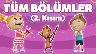 Kukuli – Eğlenceli Çizgi Filmler | Çizgi Filmler & Çocuk Şarkıları | 2. Kısım