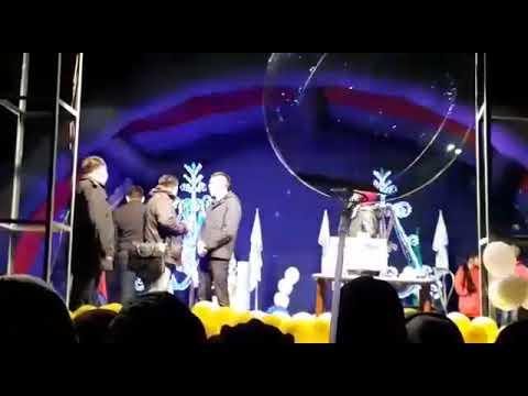 Мэр Нюрбы Александр Иванов прокомментировал скандальный розыгрыш лотереи