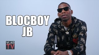 BlocBoy JB on Living What He Raps About, Staying Out of Yo Gotti / Dolph Beef (Part 5) - Video Youtube