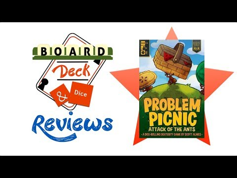 Board, Deck and Dice Review #120 - Problem Picnic