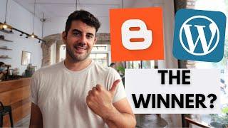 ⚔️ Blogger vs WordPress -  Which Blogging Platform is BEST?