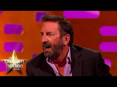 Lee Mack o projímadlu na divadle - The Graham Norton Show