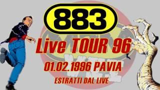 883: Ti sento vivere (LIVE '96)