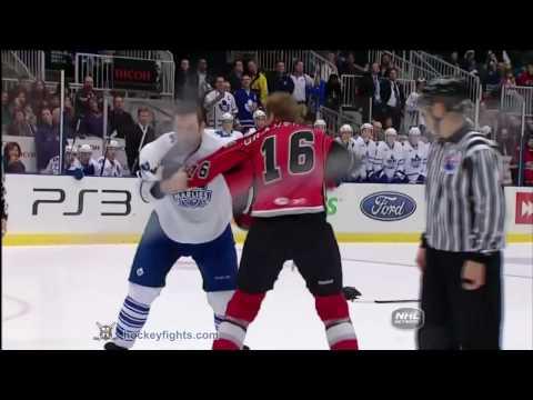 Ryan Stokes vs. Ryley Grantham