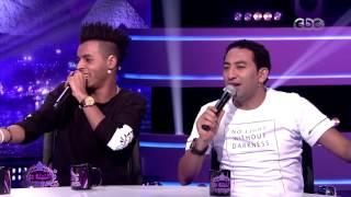 تحميل اغاني #الليلة_دي | أمير كرارة يغني مع فرقة 8% لـ عدوية - كركشنجى MP3