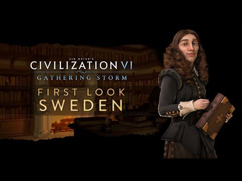 Civilization VI: Gathering Storm - First Look: Sweden thumbnail