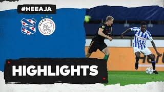 ⚔ Dapper gestreden, maar geen punten   Highlights sc Heerenveen - Ajax   Eredivisie 2021/2022