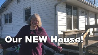 Tour our new house