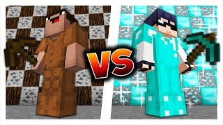 NOOB YOUTUBER vs PRO YOUTUBER! (Minecraft NEW MONEY WARS)