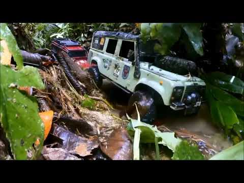 Deep And Cool In The Jungle 4x4 Trail