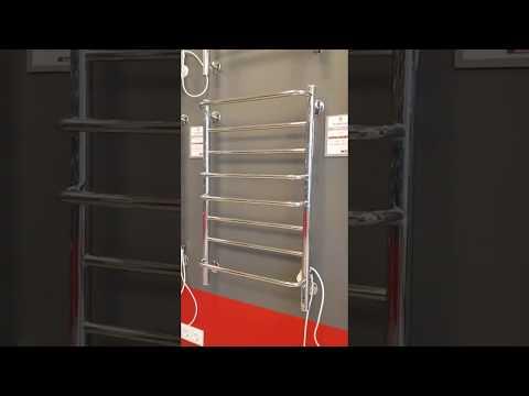 Полотенцесушитель Терминус Евромикс электро скрытая проводка