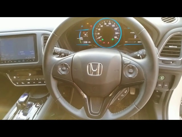Honda Vezel Hybrid Z Honda Sensing  2015 Video