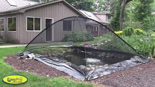 EasyPro Deluxe Pond Cover Tent