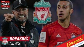 CONFIRMED: Liverpool send message to Bayern Munich over Thiago Alcantara transfer