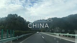 Unbelievable China! The most beautiful mountains you've ever seen!