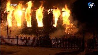Спасатели напоминают о необходимости аккуратного обращения с огнем и пиротехникой