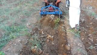 Automated Turmeric Harvesting(P.K.Jayakrishnan)