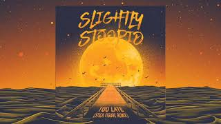 Gambar cover Too Late (Stick Figure Remix) - Slightly Stoopid (Official Audio)