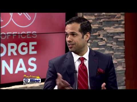 Personal Injury Lawyer San Antonio - Interview with Daytime @ Nine