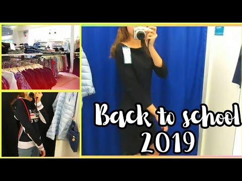 BACK TO SCHOOL 2019 | HAUL | ПОКУПАЮ ОДЕЖДУ К ШКОЛЕ | 3 ЧАСТЬ