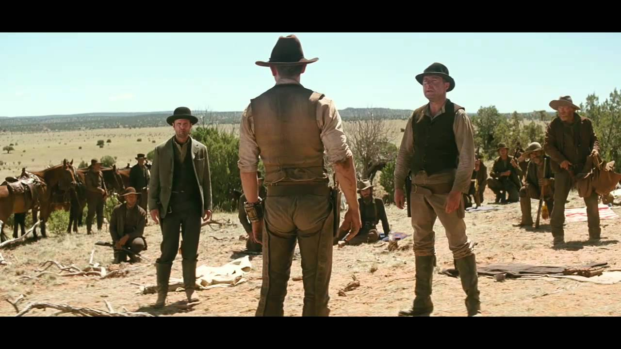 Movie Trailer #2: Cowboys & Aliens (2011)