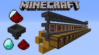 tuto minecraft faire une ferme automatique. Black Bedroom Furniture Sets. Home Design Ideas