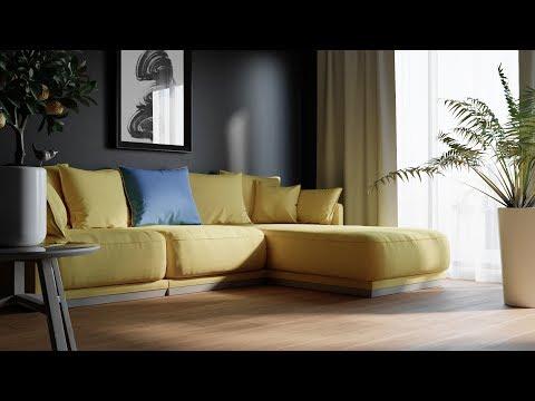 3dsMax Interior Rendering Tutorial (Best Corona Render)