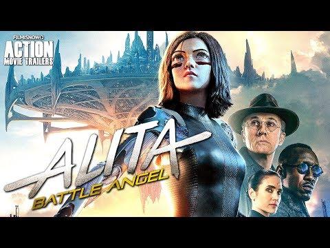 ALITA: BATTLE ANGEL Trailer Mashup | Robert Rodriguez Manga Movie