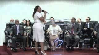 Missionária Gedália - Plantados na casa do Senhor