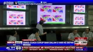 BMKG Waktu Yang Baik Pencarian AirAsia QZ8501