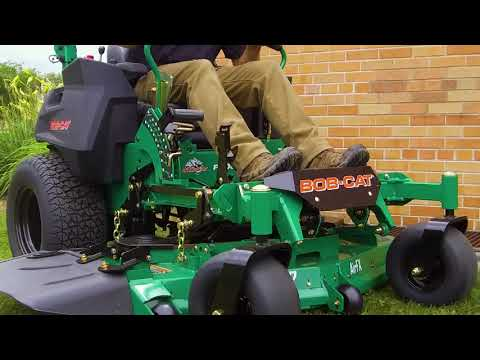 2019 Bob-Cat Mowers ProCat 5000 61 in. B&S Vanguard in Saint Marys, Pennsylvania - Video 1