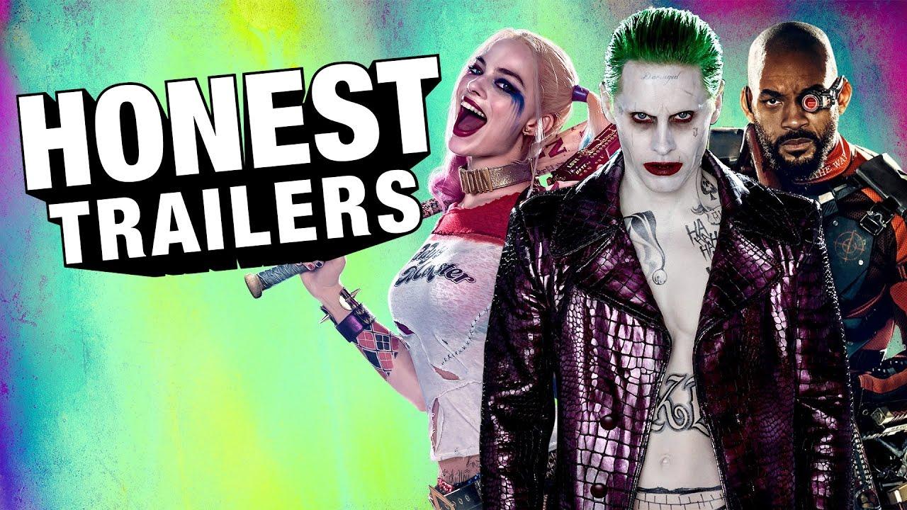The Suicide Squad Honest Trailer Kinda Writes Itself