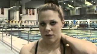 Minnesota Swimmer Jillian Tyler