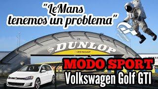 Gran Turismo Sport - Modo Sport | Problemas en Le Sarthe y sanciones absurdas